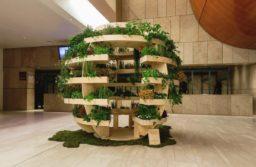 IKEA has designed a DIY flat-pack indoor garden