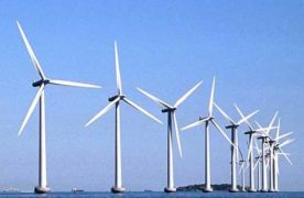 Geophysical potential for wind energy over the open oceans
