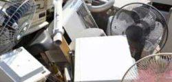 Rifiuti da apparecchiature elettriche e elettroniche