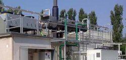 Impianto a biomasse a Roma Est